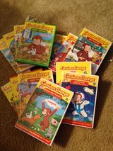 Used curious George DVDs in Cleveland, Ohio