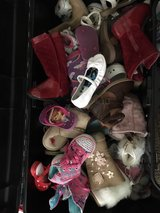 various kid shoes (sizes 8 and under) in Fort Gordon, Georgia