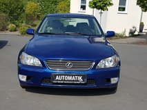 2001 Automatic LEXUS IS 200 6 cylinder *FULL OPTION in Spangdahlem, Germany