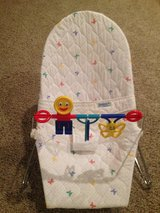 Baby bouncy seat in Bartlett, Illinois