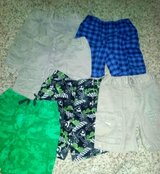 Six pairs of toddler boys shorts size 18-24 months. in Camp Pendleton, California