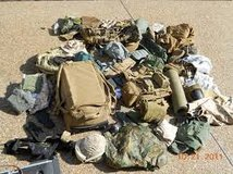 Military Gear and Equipment in 29 Palms, California