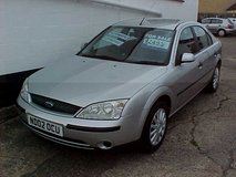 ** 42,000 MILES!! FORD MONDEO!  AUTOMATIC! AT MILDENHALL CAR SALES!** in Lakenheath, UK