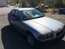BMW 318 i - collectors shape- no rust- new inspection in Hohenfels, Germany