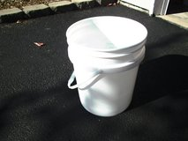 5 GALLON PLASTIC BUCKETS in New Lenox, Illinois