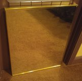 Gold Trim Mirror in Fort Campbell, Kentucky