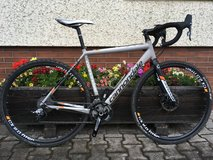 Cannondale CaadX Cyclocross Disc from 2015 Size 51cm in Ramstein, Germany
