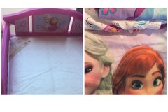 Frozen Toddler Bed in Lawton, Oklahoma