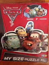 Cars 2 Floor Puzzle in St. Charles, Illinois