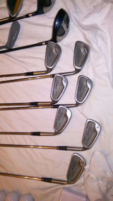 Men's right handed Titlest Golf Clubs and accessories in Richmond, Virginia