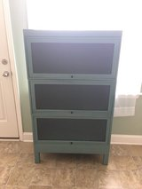 Antique steel stackable barrister bookcase in Cherry Point, North Carolina