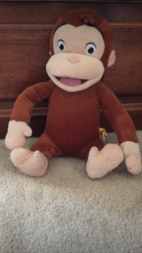 Tickle and Giggle Curious George in Camp Lejeune, North Carolina