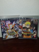 Ps3 Naruto in Camp Pendleton, California
