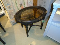 black oval  coffee table in Westmont, Illinois