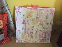 Colleen Karis Girl's Room Princesses 3D Wall Art Picture Art in Morris, Illinois