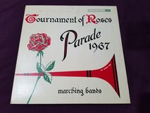 1967 Tournament of Roses Parade Marching Bands LP by Artisan in Yucca Valley, California