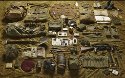 I buy unwanted military gear in Camp Pendleton, California