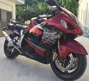 2006 Suzuki Hayabusa in Okinawa, Japan