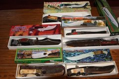 Choice of Hunting Knives in Houston, Texas