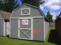 USED 12X24 Lofted Barn Storage Building Shed DISCOUNTED!! in Moody AFB, Georgia