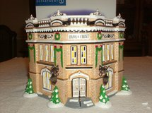 Dept. 56 - Village Bank & Trust in Naperville, Illinois
