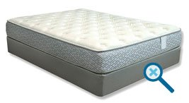 Overstock ,Truck load Sale, Queen Euro Top Mattress Sets,10 year warranty. in Cherry Point, North Carolina