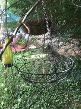 metal hanging baskets in Fort Campbell, Kentucky