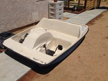 Paddle Boat in Yucca Valley, California