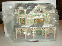 Dept. 56 - Stick Style House in Naperville, Illinois