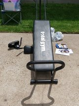 Total Gym with attachments and dvd's in Kingwood, Texas