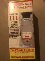 Garbage Disposal - Brand New in Naperville, Illinois