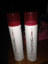 Paul Mitchell hair spray.  2 cans 10oz. in Hopkinsville, Kentucky
