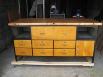 Industrial Work Bench in Wheaton, Illinois