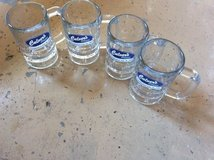 four Culvers mugs in Batavia, Illinois
