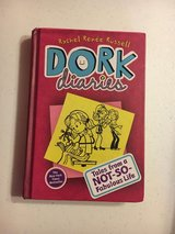Dork Diaries: Tales from a Not-So-Fabulous Life Hard Cover Book Ages 9 - 13 * Grade 4th - 8th in Shorewood, Illinois