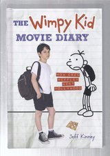 Diary of a Wimpy Kid: The Wimpy Kid Movie Diary Hard Cover Book Ages 8 - 12 * Grade 4rd - 7th in Shorewood, Illinois
