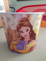 Disney Princess Mini Popcorn/Storage Tub in Yorkville, Illinois