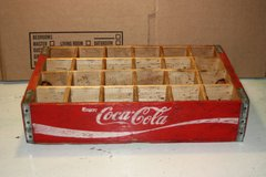Coke a cola box in Tomball, Texas