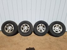 99 Toyota Stock 6 lug wheels and tires in 29 Palms, California