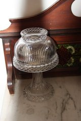 Glass candle lamp in Tomball, Texas