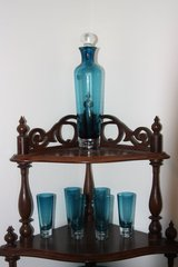 Decanter/ 6 glasses in Tomball, Texas