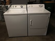 GE washer & dryer in Elgin, Illinois