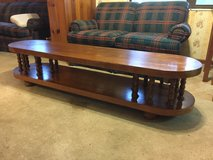 Jacksonville, FL Estate Sale Items - Long Sturdy Built Coffee Table in Jacksonville, Florida