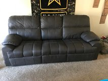 Couch in Fort Irwin, California