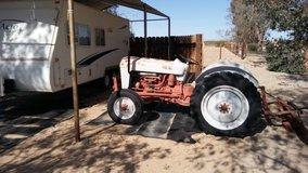 1953 Ford 8 N Golden Jubilee Tractor in 29 Palms, California