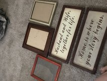 Pic frame and decor in Fort Irwin, California