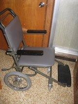 GERIATRIC CHAIR - WITH FOOTBOARD in Okinawa, Japan