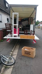 LOCAL MOVES AND TRANSPORT,  RELOCATION,  FMO PICK UP AND DELIVERY in Ramstein, Germany