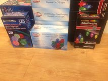 led Christmas lights big deal !19 boxs in Okinawa, Japan