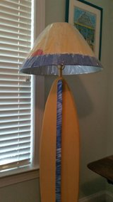 Surfing Lamp in Wilmington, North Carolina